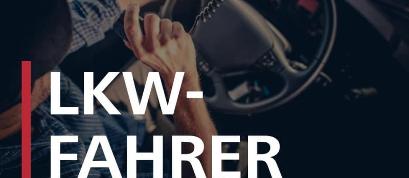 Lkw-Fahrer Job Tiroler Zeltverleih
