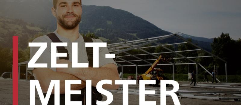 Zeltmeister Job Tiroler Zeltverleih